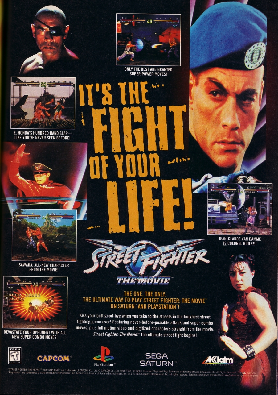 Street Fighter The Movie